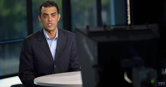 周一辞职的Uber前业务副总裁Emil Michael。图片来源/i.amz.mshcdn.com