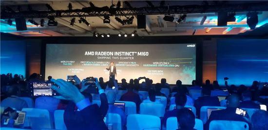 为数据中心打造:AMD正式推出世界首款7nm GPU