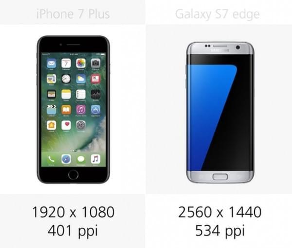 要双摄像头iPhone 7 Plus还是双曲面Galaxy S7 edge?的照片 - 10