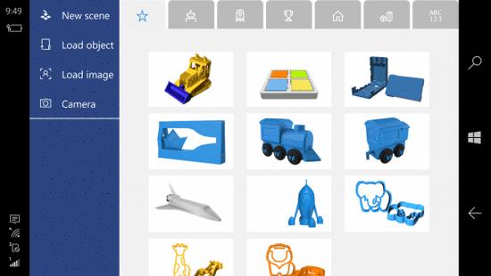 微软提供免费APP让Windows手机创建并打印3D物体