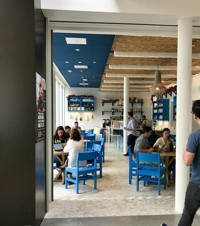 餐厅成科技巨头新战场,谷歌一年伙食费5个亿