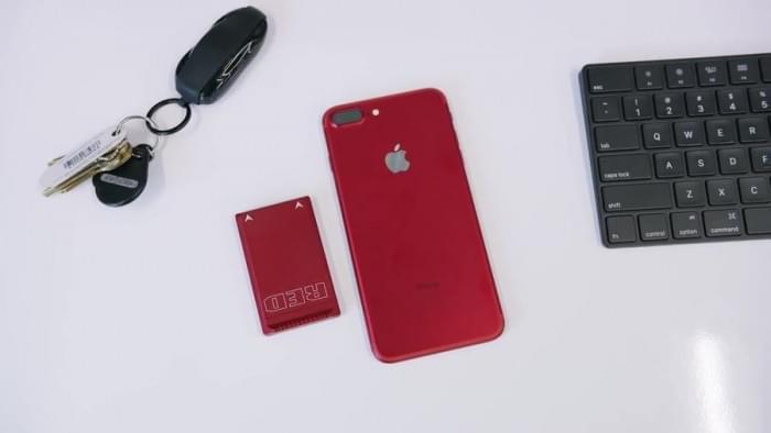 iPhone 7 Plus红色特别版开箱上手的照片 - 11