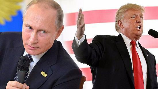 普特会前瞻:特朗普或为联俄抗伊让美军撤离叙利亚