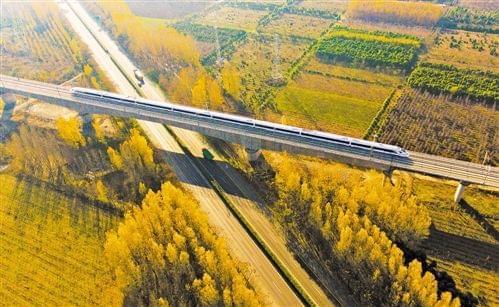 西成高铁12月6日 将全线开通运营