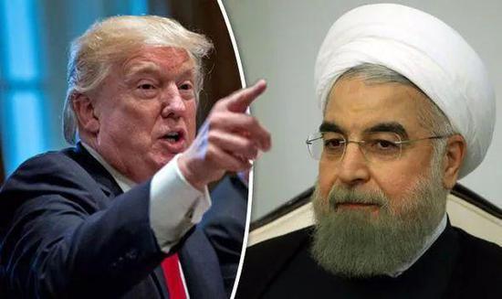 伊朗美国_与美国唱反调!欧盟同意向伊朗提供1800万欧元援助