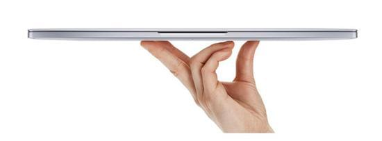 小米发布了两款笔记本 却火了苹果的贴纸的照片 - 7