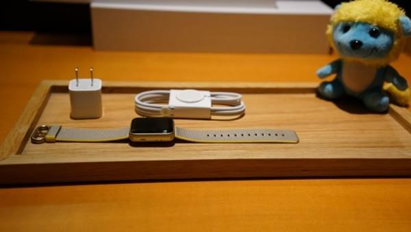 零售店约起 Apple Watch Series 2高清开箱图赏的照片 - 8