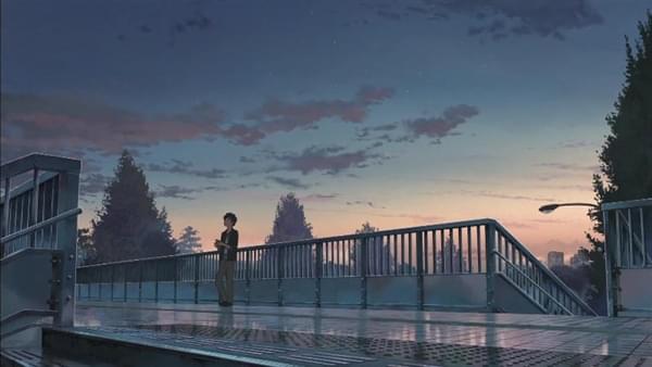 日本动画电影《你的名字。》对比现实场景的照片 - 9