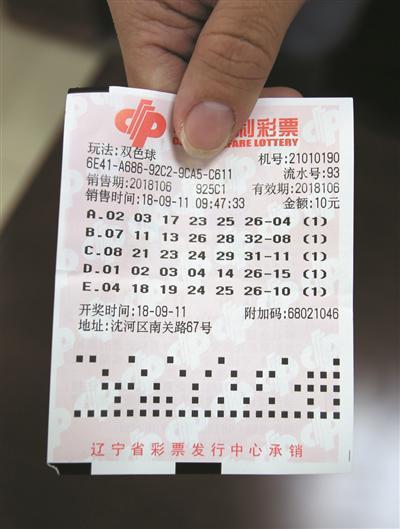 本是打发退休生活 结果喜中双色球843万大奖