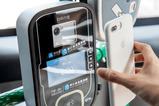 ALIPAY CHANGING PAYMENT BEHAVIORS IN SHANGHAI
