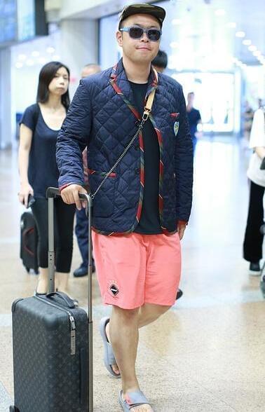 你们能看懂另类时尚吗?杜海涛穿棉袄却配短裤