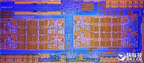 AMD处理器忙着玩拼图?Intel也没闲着