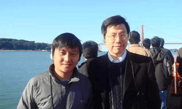 十年时光 离开的谷歌给中国互联网界留下了这些人的照片 - 23