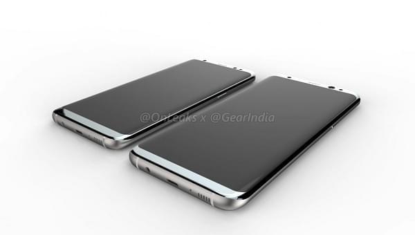 三星 Galaxy S8 / S8 Plus 渲染图曝光: 指纹传感器在哪?的照片 - 2