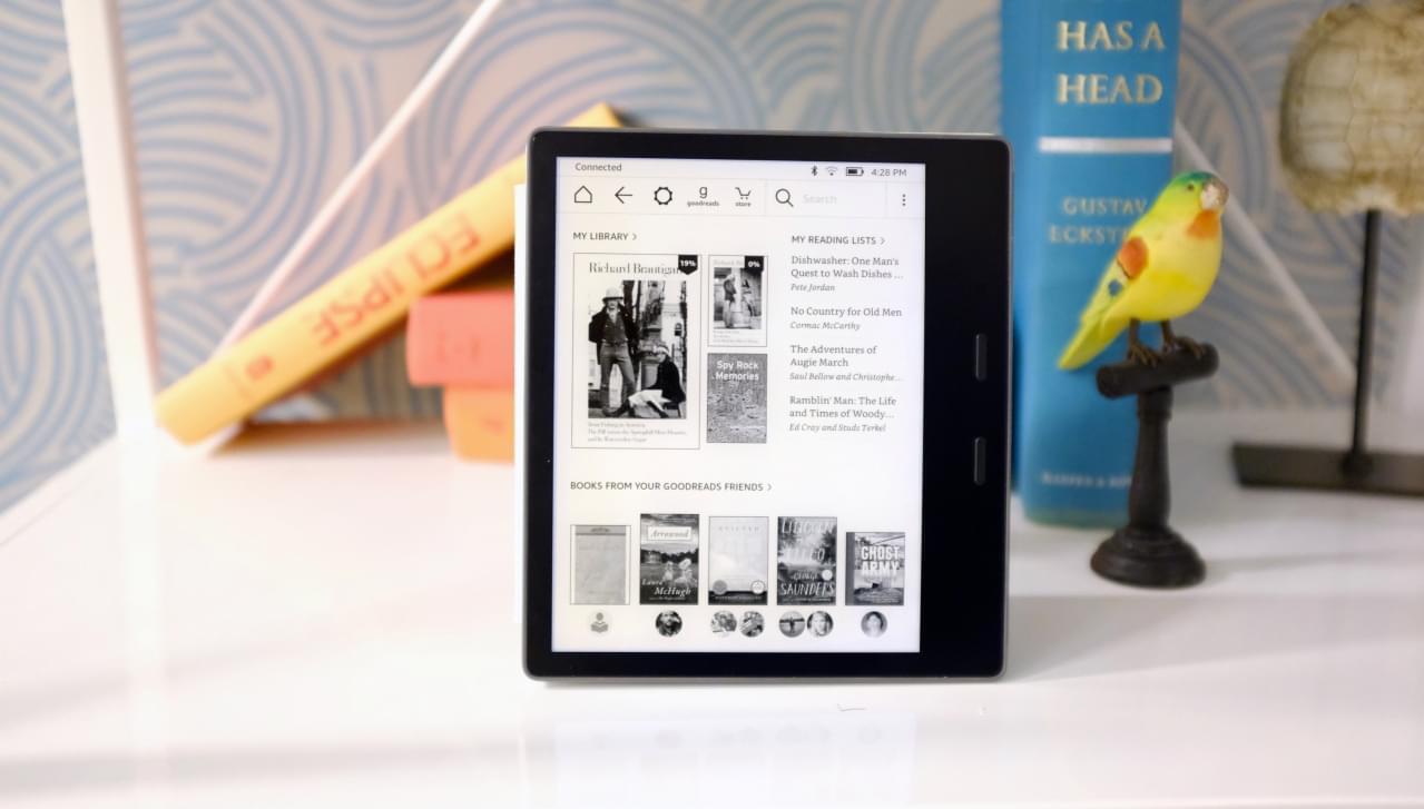 亚马逊Kindle十周年――它改变了我们的阅读方式