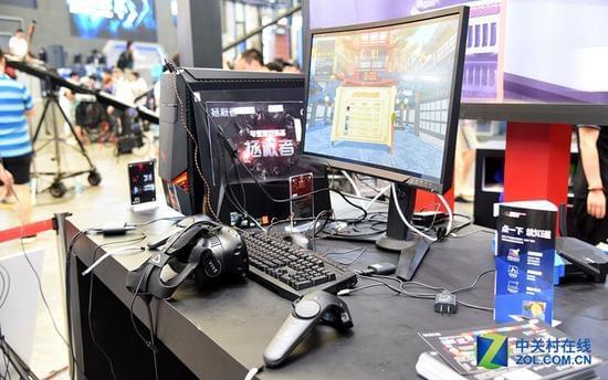 扒一扒CJ 玩爽VR你该需要哪些设备?