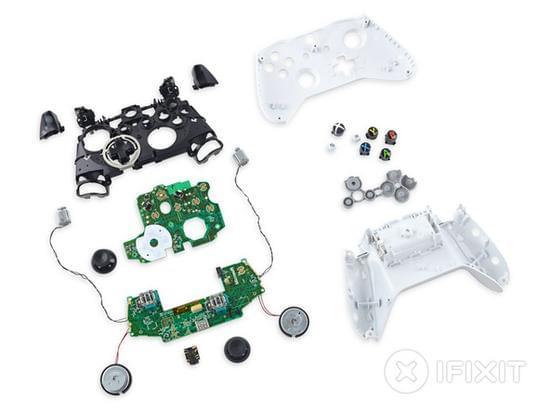 Xbox One S拆解:易于维修的照片 - 44