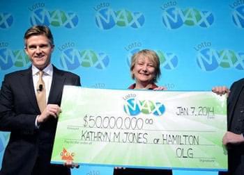 盘点不可思议中奖事件:丢失2.5亿中奖票仍领奖