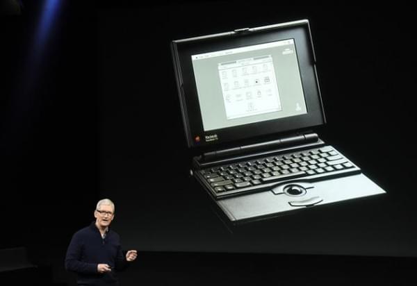 苹果新品发布会遭吐槽:失去特色 没有未来价值的照片