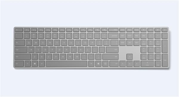 微软Surface键鼠国行首发:续航完美 1年不换电池的照片 - 1
