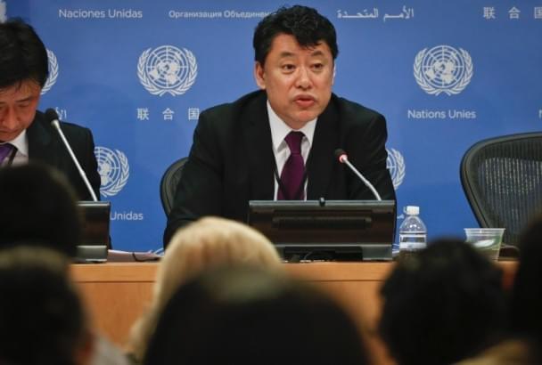 朝鲜回应美国新制裁威胁:令朝弃核是痴心妄想(图)