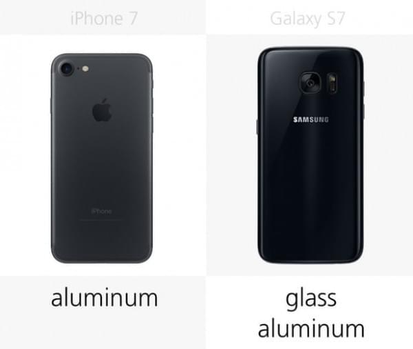 iPhone 7和Galaxy S7规格参数对比的照片 - 4
