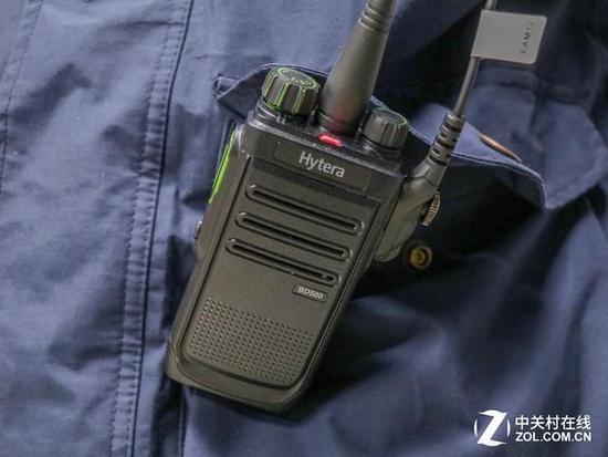 通訊性能出色 海能達BD500對講機評測