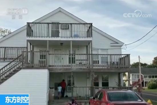 """强飓风""""弗洛伦斯""""在美国登陆 已致5人遇难"""
