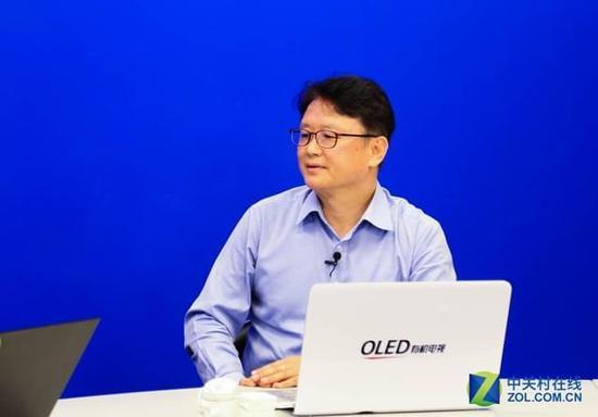 LGD李廷汉:未来OLED将主导高端电视市场