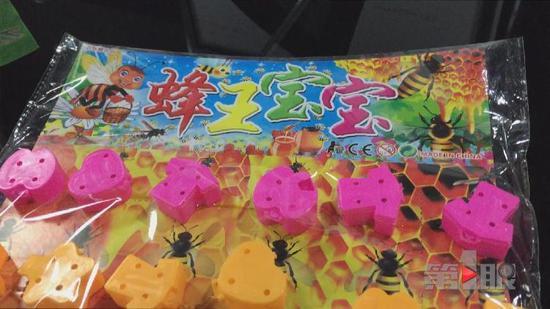 蜜蜂成宠物现身校园 家长心里悬吊吊