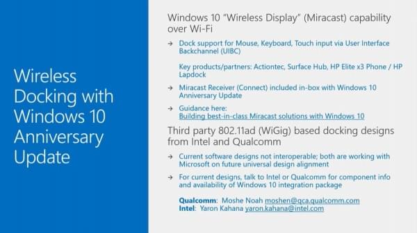 Windows 10升级支持802.11ad:Wi-Fi速度8Gbps的照片 - 8