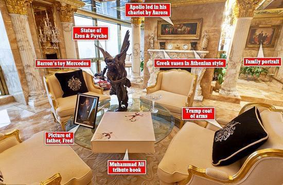 双语:川普豪宅长这样 住白宫真是委屈他了