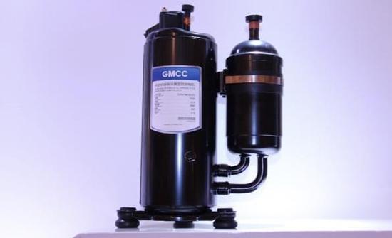机内部制冷剂含量,gmcc对压缩机进行小型化结构设计,采用少油量技术