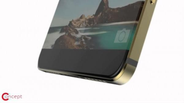 看看这个最接近传闻中iPhone 8的概念设计的照片