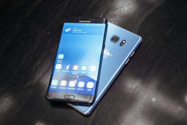 Galaxy Note 7召回损害消费者和投资者信心 三星急需灭火的照片