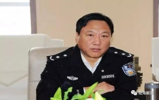 河北省公安厅原党委委员、副厅长陈庆恩被开除党籍