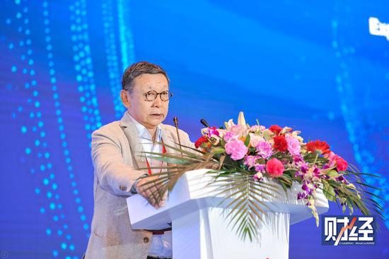 蔡鄂生:监管和创新不对立 用创新思维改善金融服务