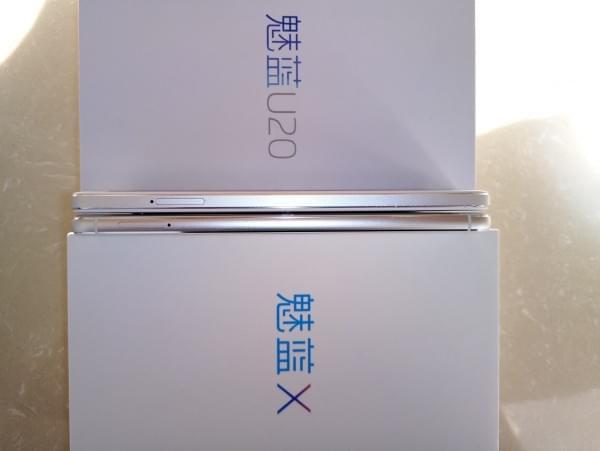 流光背影+首发P20:魅蓝X 开箱、跑分、快充、屏幕测试的照片 - 23
