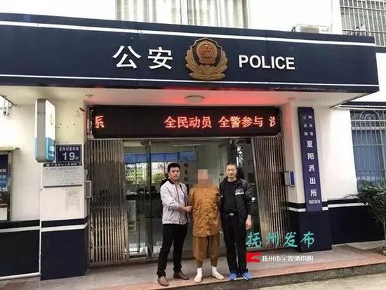 男子杀准岳母后潜逃寺庙做和尚20年民警跨省抓获