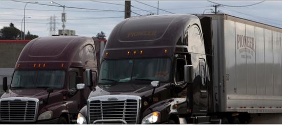 谷歌母公司投资卡车创企Convoy 估值超过10亿美元