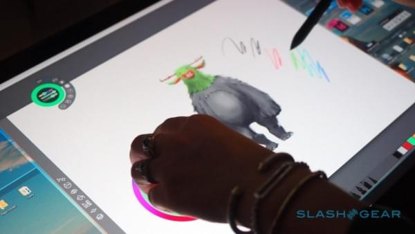 宣战Surface Studio:戴尔推Canvas 售价1799美元的照片 - 7
