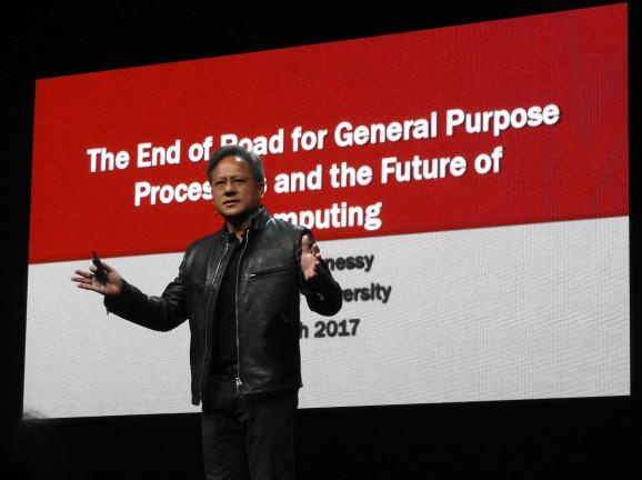 黄仁勋:游戏、AI以及数据中心业务都是大生意