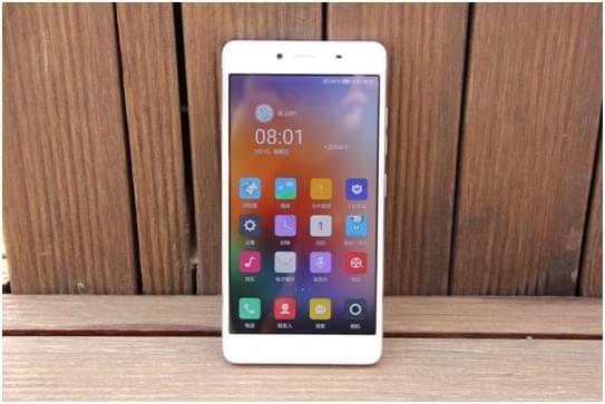 1499元骁龙625 中国移动4合1手机N2图赏的照片 - 1