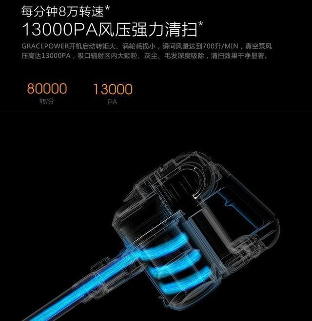 高颜值大吸力 国货无线吸尘器竟如此给力