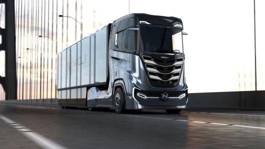 特斯拉竞争对手推出氢动力卡车 续航最高1200公里