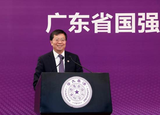 22亿!清华大学获sunbet申博官网大学史上最大单笔捐赠