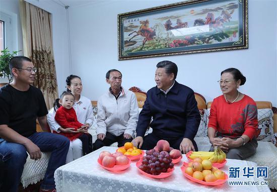 (时政)(16)习近平在东北三省考察并主持召开深入推进东北振兴座谈会