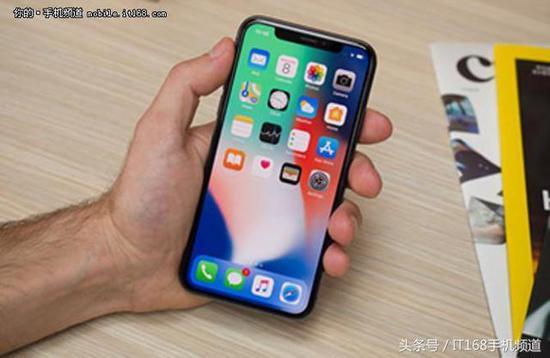iPhone X产能给力 关键部件产能翻番