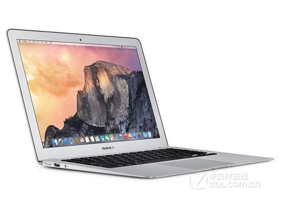 苹果MacBook Air笔记本(13.3英寸 i5-8G-128G版) 京东5948元