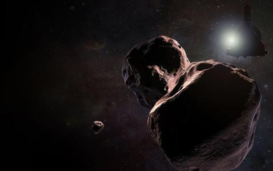 有人建议新视野号牺牲前变身太空望远镜 却遭拒绝